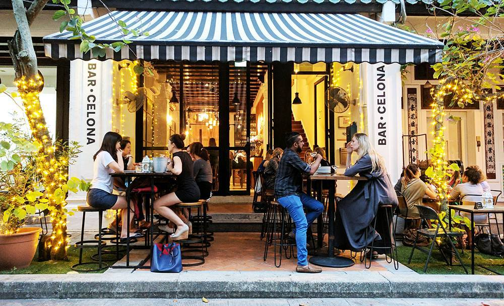 Barcelona-store
