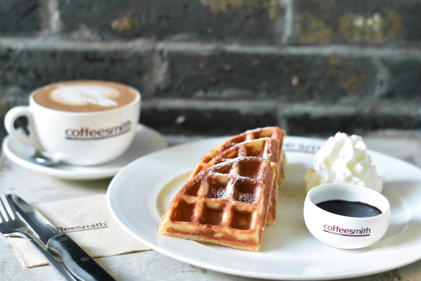 Coffeesmith: A warm and delightful experience