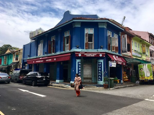 The Fuzzie guide to Little India