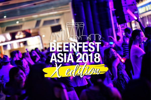 4 reasons you need to buy Beerfest Asia 2018 tickets on Fuzzie now