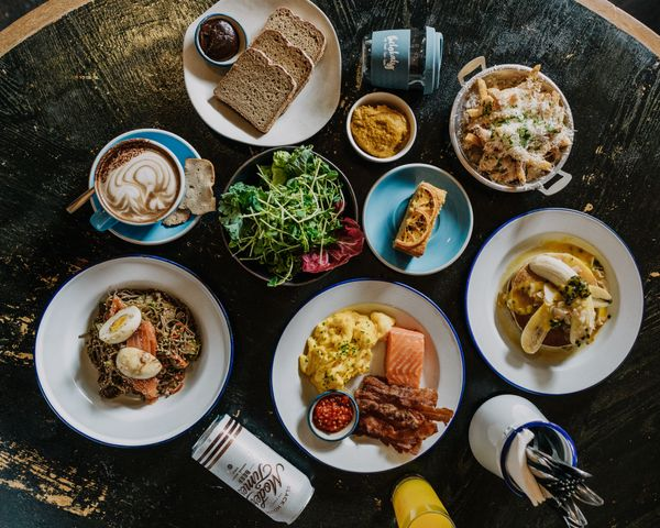 NEW MENU: Check out the LoKal's exciting brunch and dinner offerings